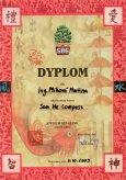 Diplom, kurz - San He Compass